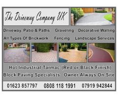 The Driveway Company UK Ltd. - NgTrader - Nottingham -  Call 07919 942 844