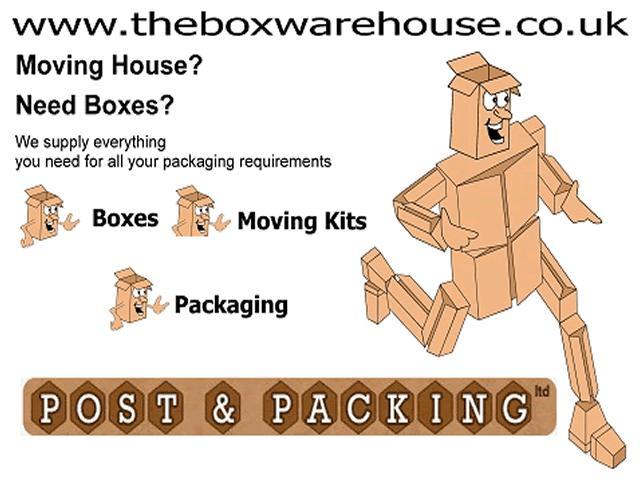Post & Packing Ltd. - National - NgTrader