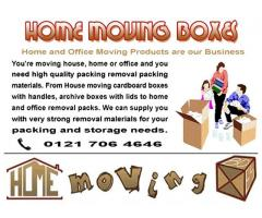 Home Moving Boxes - NgTrader