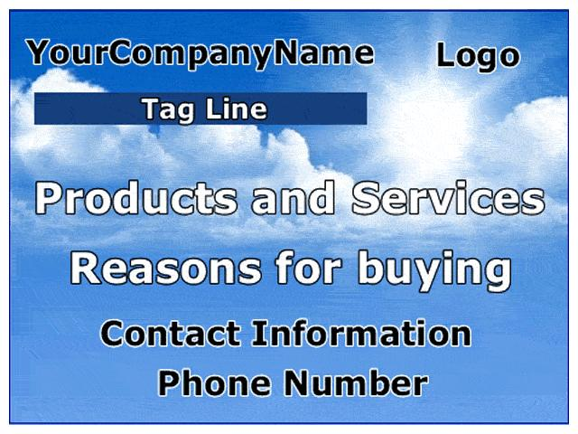 YourCompanyName - Advertising with NgTrader