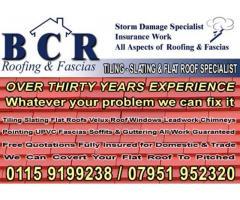 B. C. R. Roofing - Nottingham - NgTrader