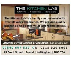 The Kitchen Lab - Nottingham - NgTrader