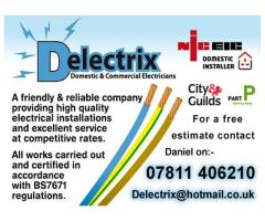 Delectrix - Domestic and Commercial Electricians - Nottingham - NgTrader