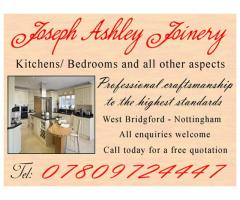 Joseph Ashley Joinery - Nottingham NgTrader