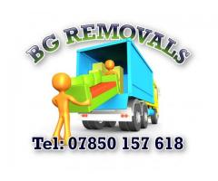 BG Removals Nottingham
