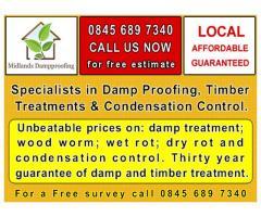 Midlands Dampproofing - Nottinghamshire - NgTrader