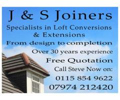 J and S Joiners - Nottingham - NgTrader