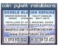 Colin Pykett Installations - Nottingham NgTrader Call 07759 731472