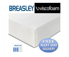 Visco Flexcell Range Memory Foam Mattress